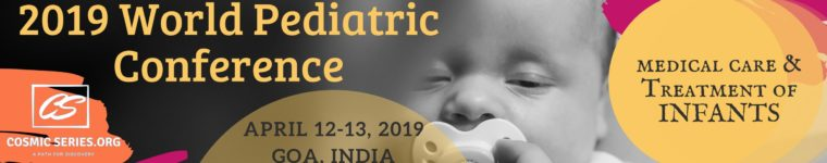 2019 World Pediatric Conference upcoming event