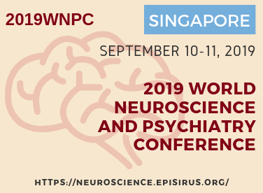 2019 World Neuroscience Conference Singapore