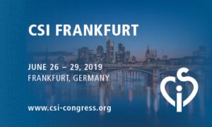Web banner CSI Frankfurt