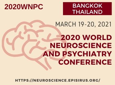2020 World Neuroscience and Psychiatry Conference episirus march 2021