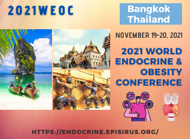 2021WEOC Endocrine and Obesity conference bangkok